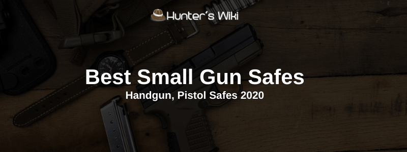 Best small gun safes 2020-min